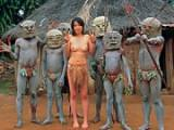 Entire Amazon Tribe Took Turns Fucking Her White Pussy
